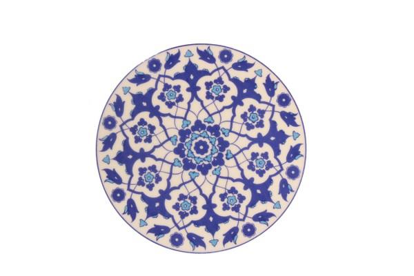 Keramik Untersetzer gross (Ø 16cm)