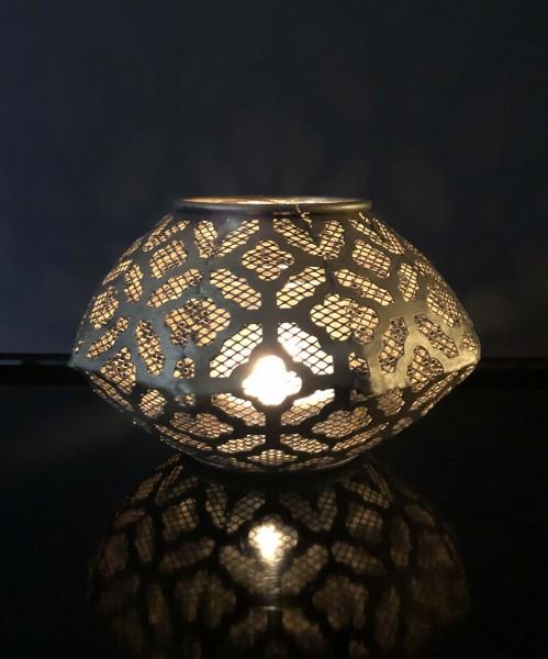 Teelichthalter im orientalischem Design